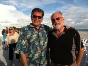 Marc w Bob Kirscher