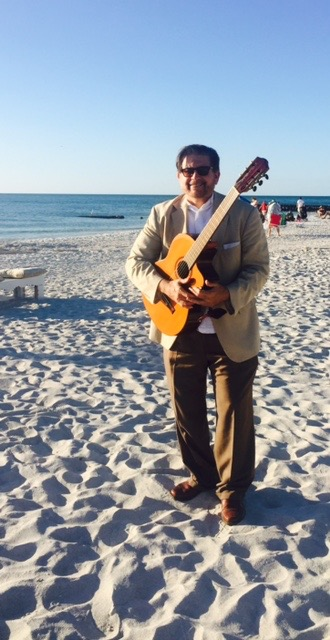 Wedding Performance on the World\'s Top Beach | Marc Mannino